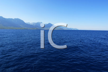 Royalty Free Photo of the Ocean