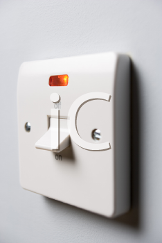Royalty Free Photo of a Switch