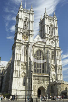 Royalty Free Photo of Westminster Abbey