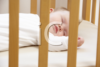 Royalty Free Photo of a Baby Sleeping