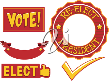 Illustration of Vote Design Elements