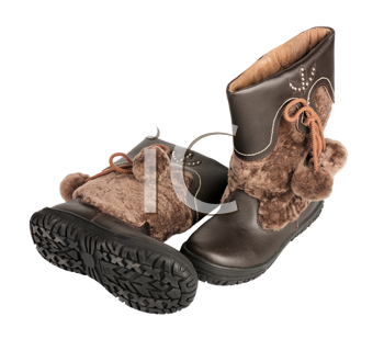 Royalty Free Photo of Boots
