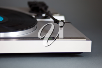 Royalty Free Photo of a Turntable