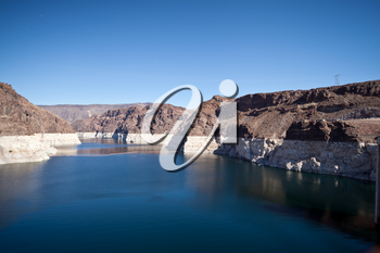 Royalty Free Photo of the Colorado River