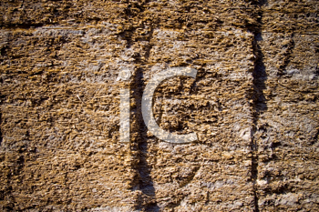 Royalty Free Photo of a Textured Wall