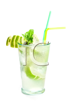 Royalty Free Photo of a Mojito Cocktail