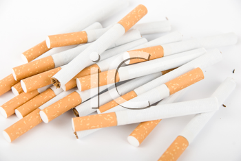 Royalty Free Photo of Cigarettes