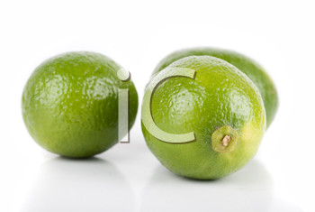 Royalty Free Photo of Limes