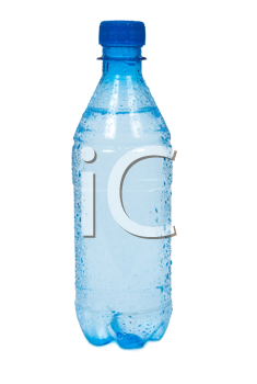Royalty Free Photo of a Bottle of Water