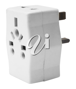 Close-up of an electrical outlet