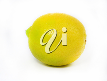 Royalty Free Photo of a Fresh Lemon