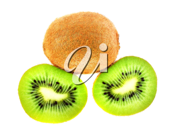 Royalty Free Photo of Fresh Kiwi