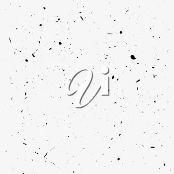 Abstract vector noise and scratch texture illustration