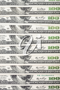money cash as background from dollars usa