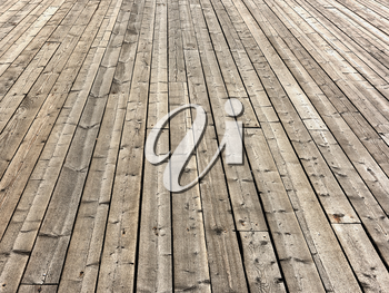 old wooden boards as a vintage background