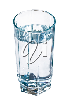 Royalty Free Photo of a Glass of Water