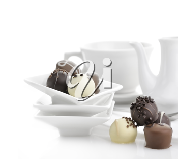 Royalty Free Photo of Chocolate Candies