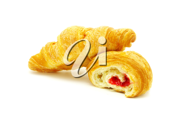 Royalty Free Photo of Croissants