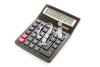 Royalty Free Photo of a Calculator