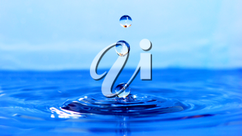 Royalty Free Photo of Water