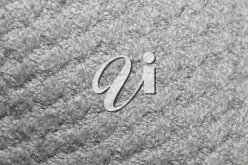 Background from knitted fabrics. macro