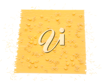 Royalty Free Photo of Dry Pasta