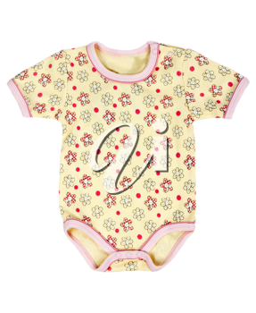 Royalty Free Photo of a Child's Onesie