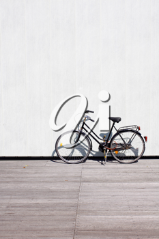 Royalty Free Photo of a Bicycle
