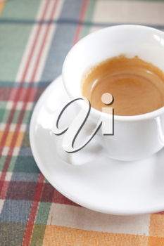 Royalty Free Photo of a Cup of Espresso