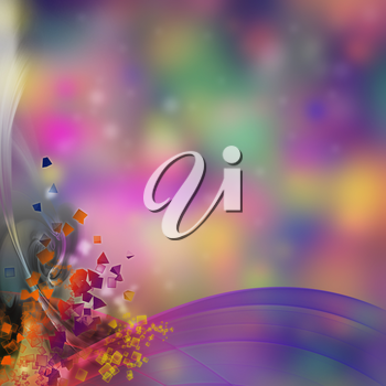 Abstract party and celebration backgrounds for your design