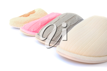 Royalty Free Photo of House Slippers