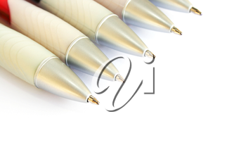 Royalty Free Photo of Pens