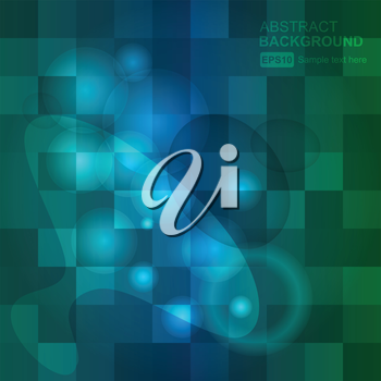 abstract background in vector format