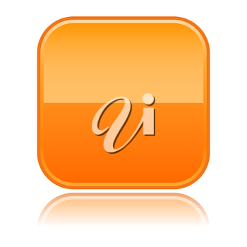 Royalty Free Clipart Image of a Square Icon