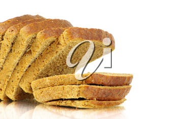 Royalty Free Photo of Sliced Bread