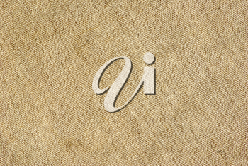 Background image with coarse canvas fabric