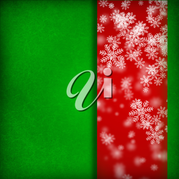 abstract Christmas seamless pattern background