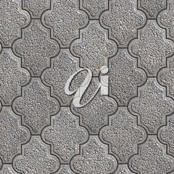 Royalty Free Photo of a Tile Pattern