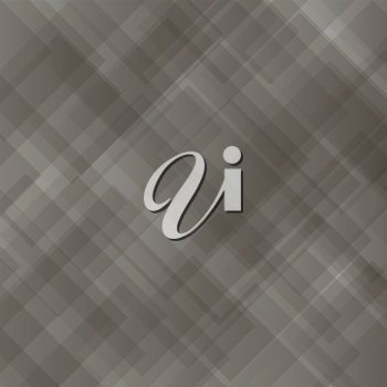 Transparent Square Background. Abstract Grey Square Pattern.