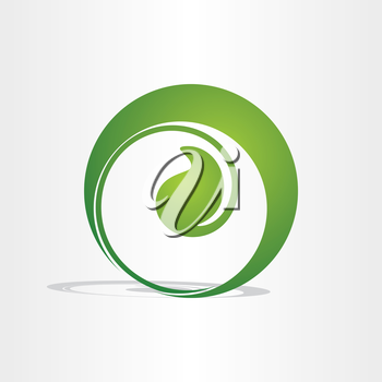 plant birth growing eco design green icon
