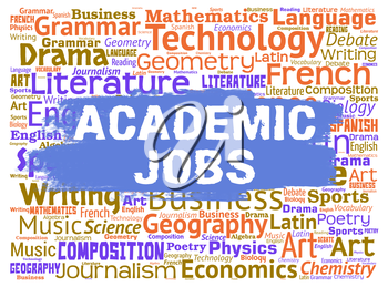 Academic Jobs Representing Education Colleges And Learn