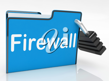 Firewall File Showing No Access And Business