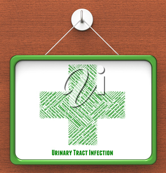 Urinary Tract Infection Meaning Poor Health And Message