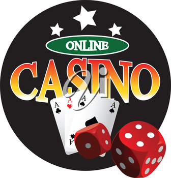 Casino Design Concept. AI 10 supported.