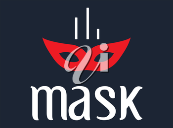 Mask Concept Design, AI 8 supported.