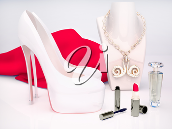 woman fashion accessories