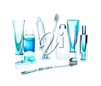 Stomatology equipment and dental care.