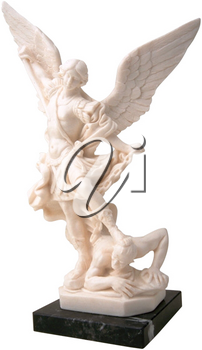 Royalty Free Photo of a Decorative Angel Figurine