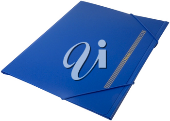 Royalty Free Photo of a Paper Binder