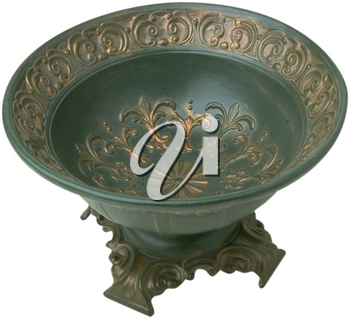 Royalty Free Photo of a Large Serving Bowl